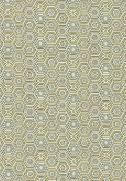 Медовый дом: соты в интерьере – Декор   768x537